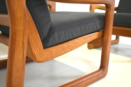 Sessel Easy Chair von Holstebro Danish Design 60er