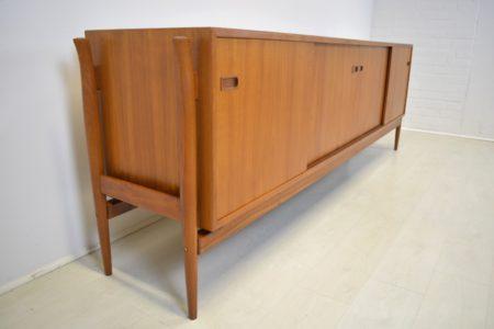 Sideboard von Finn Juhl für Samcom Danish Design Teak Mid Century
