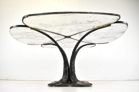 Bronze Tisch aus der Galerie Klute – Waldemai Einzelstück 114 Kg