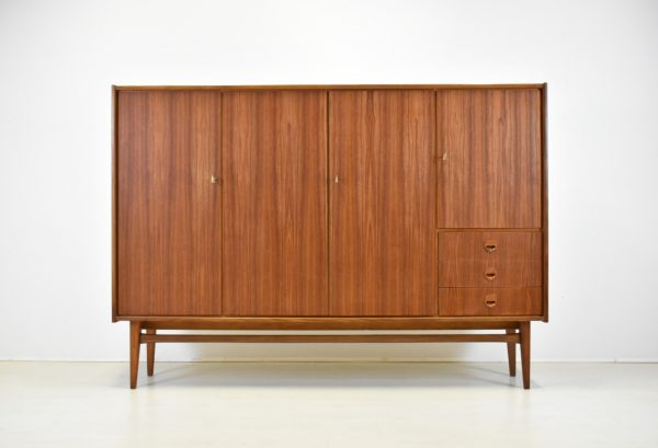 Highboard Von Bartels Möbel Danish Design Teak Vintage 60er Stilelite