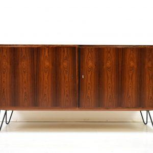 Sideboard Poul Hundevad Palisander Danish Design auf Hairpins