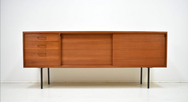 Sideboard Teak 60er Vintage Mid Century Danish Design