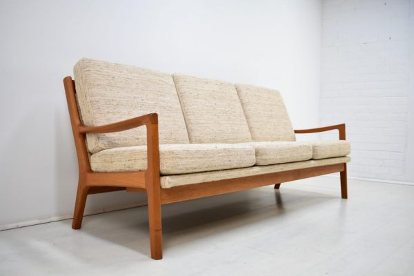 Ole Wanscher Daybed 60er Danish Teak Mid Century Sofa Vintag